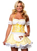 Costume de conte Goldilocks Costume princesse