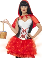 Red Riding Hood Costume s'allument Costume princesse