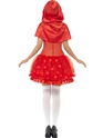 Costume princesse Red Riding Hood Costume s'allument