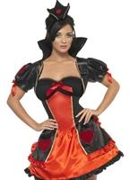 Costume Reine de fièvre Fairytale Costume princesse
