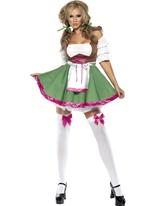 Sexy Costume de Frauline Costume princesse