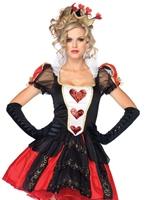 Costume de Dark Queen éblouissant Costume princesse