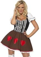 Costume de Heidi de fièvre Costume princesse