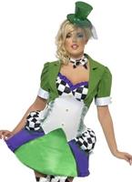 Fièvre Miss Costume de Chapelier Costume princesse