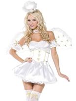 Coeur d'or ange 5piece Costume Costume princesse