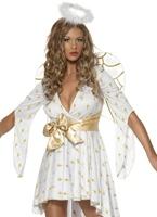 Costume d'ange de fièvre Costume princesse