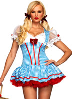 Costume Dorothy Diva Costume princesse