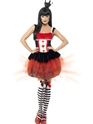 Costume princesse Queen of Hearts Costume s'allument