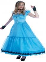 Partie de thé victorien cerclées robe Costume princesse