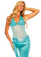 Costume de sirène fantastique Costume princesse