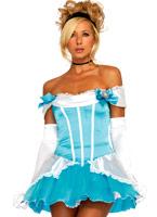 Costume Princesse de pantoufle de verre Costume princesse