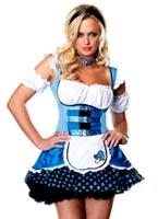 Champi Costume Alice Costume princesse