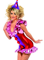 Playtime sexy Costume de Clown Costume princesse