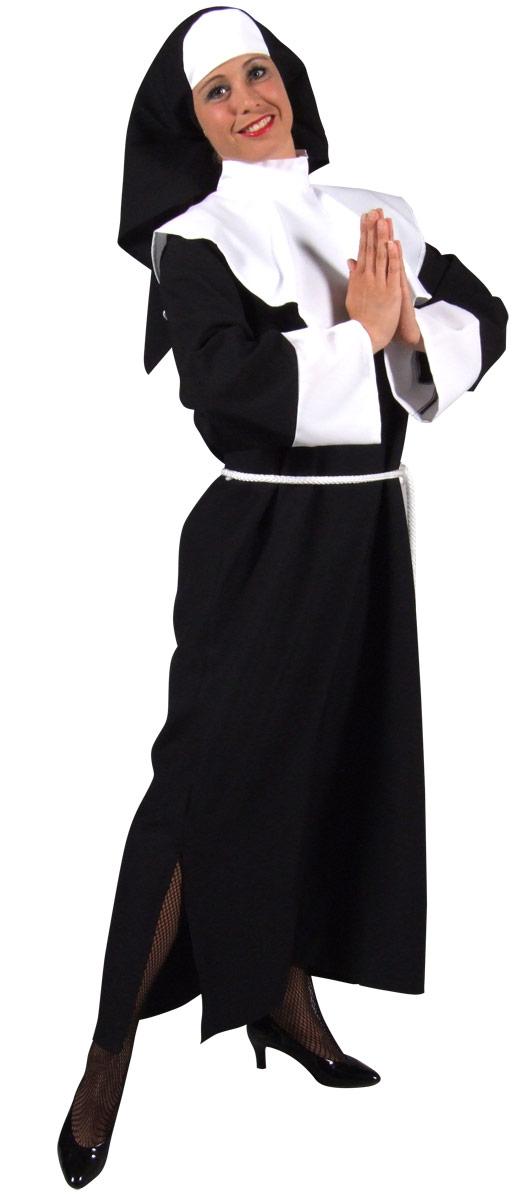 Costume religieuse Costume de luxe mère supérieure moniales