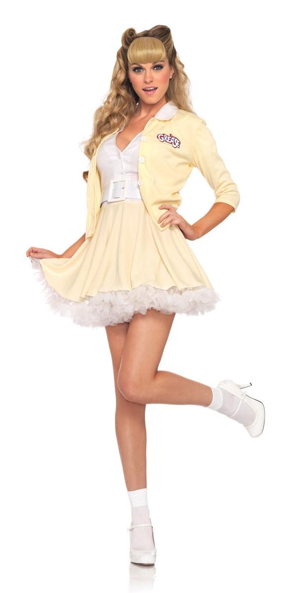 Deguisement rock n roll Bon Costume de Sandy