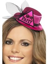 Hen Party Hat Entairement vie jeune fille