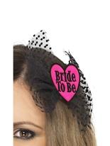 Mariée à être Hair Bow Entairement vie jeune fille