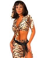 Jungle Jane Cavewoman Costume Femme des cavernes