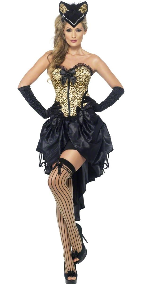Déguisement Femme Costume burlesque Kitty