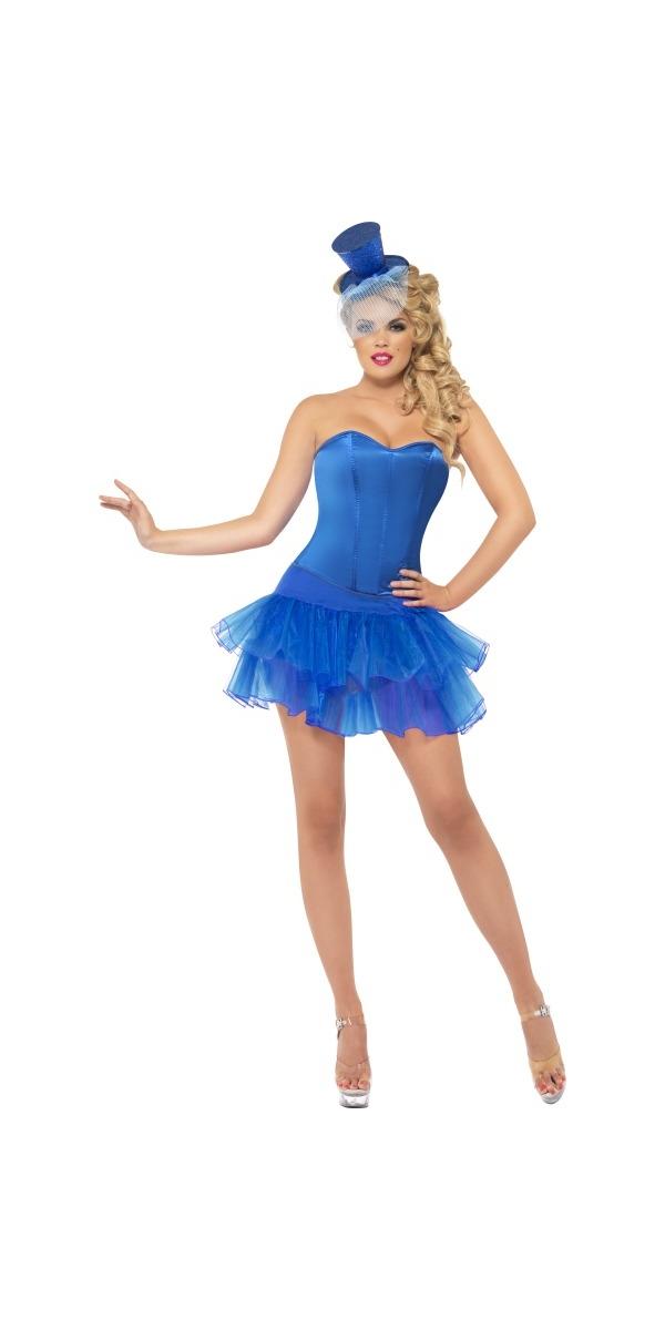 Moulin Rouge Corset burlesque et stratifiés Tutu Costume