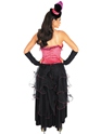 Moulin Rouge Costume Robe Burlesque rose