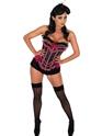 Moulin Rouge Top Basque parisien