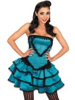 Pouvez peut s'habiller Costume Moulin Rouge