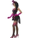 Moulin Rouge Fièvre Bow Costume Burlesque