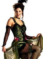 Saloon Girl Costume Moulin Rouge