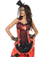 Costume de Madame Peaches Moulin Rouge
