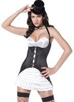 Pin Up Costume Ringmaster Moulin Rouge