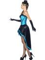 Moulin Rouge Costume de danseuse burlesque