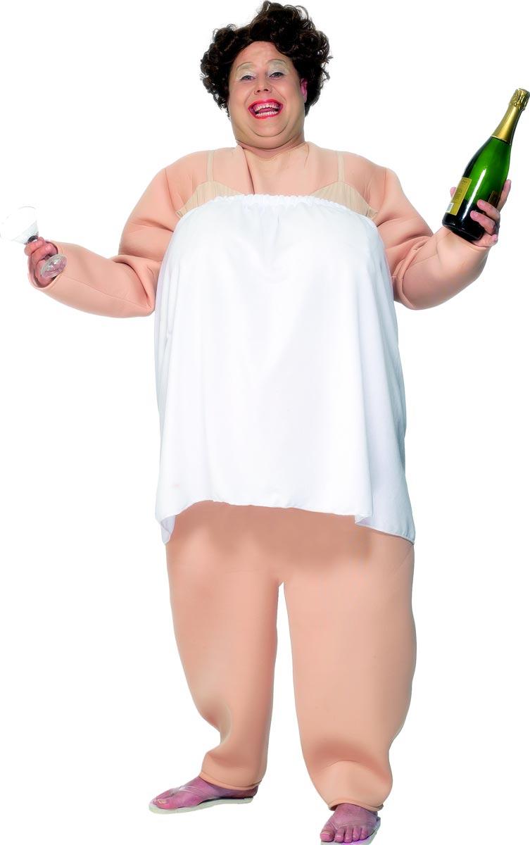 Déguisement Anglais Costume de bulles de Little Britain