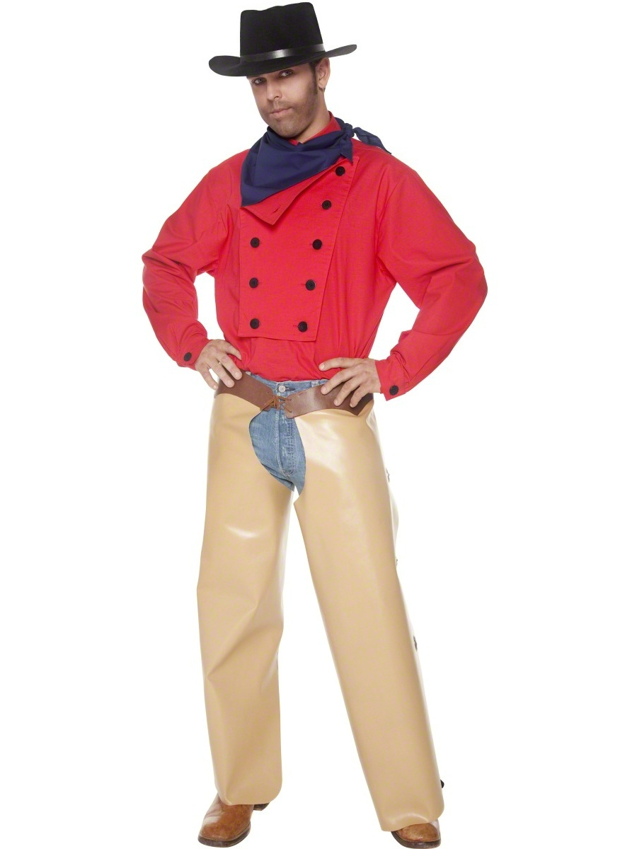 Costume de cow boy de john wayne d guisement de cow boy d guisement homme 15 07 2018 - Deguisement western homme ...