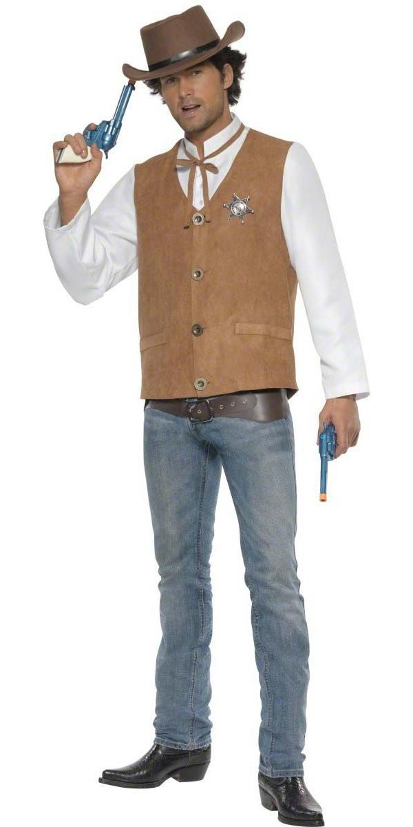Costume de cowboy instantan e d guisement de cow boy d guisement homme 29 05 2018 - Deguisement western homme ...