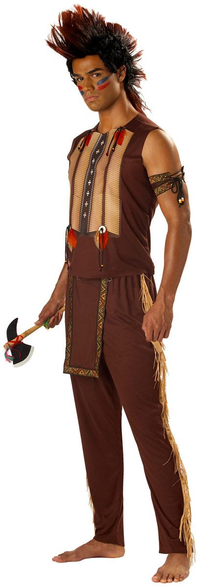Déguisement de cow-boy Costume de noble guerrier