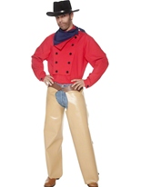 Costume de cow-boy de John Wayne Déguisement de cow-boy