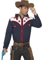 Costume de Cowboy de rodéo Déguisement de cow-boy