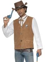Costume de Cowboy instantanée Déguisement de cow-boy