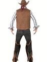 Déguisement de cow-boy Costume de Cowboy de frange