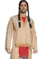 Costume chef indien Déguisement de cow-boy