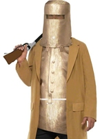 Costume de Cowboy de Ned Kelly Déguisement de cow-boy