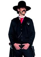 Costume de shérif de l'ouest Déguisement de cow-boy