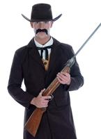 Costume de flingueur Déguisement de cow-boy