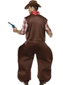 Déguisement de cow-boy Big Bad John Cowboy Costume