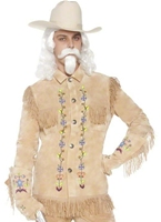 Buffalo Bill Costume occidental Déguisement de cow-boy