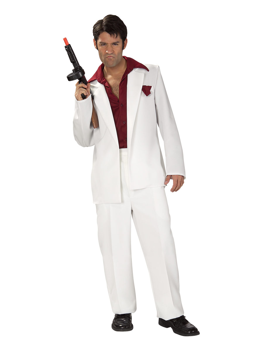 Costume de Gangster Costume de Scarface Tony Montana