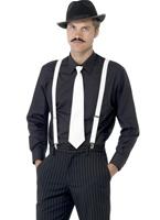 Kit instantanée de gangster Costume de Gangster