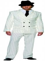 Costume de Gangster de fièvre Costume de Gangster