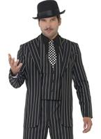 Gangster Vintage Costume Boss Costume de Gangster